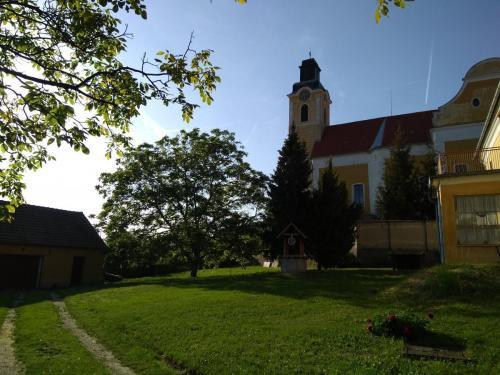 Kostol v Nitrianskej Blatnici
